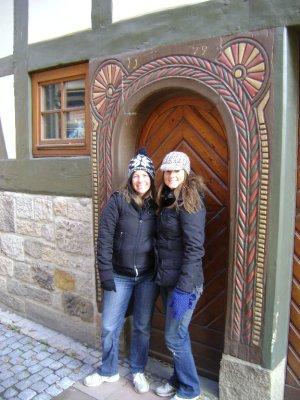 Erin Megan door from 1500