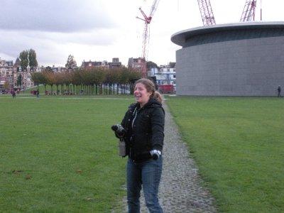 Megan Van Gogh Museum