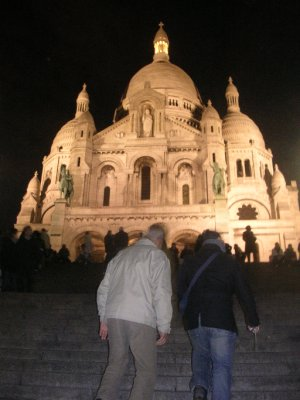Montmartre Cathederal