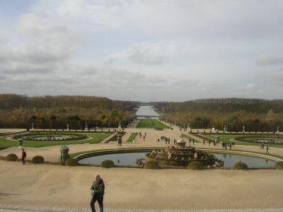 Versaille view