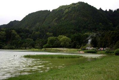 Furnas Lagoon