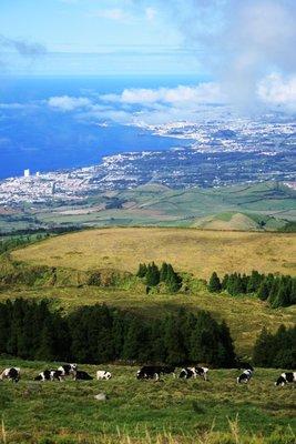 Montanha, Campo, Cidade e Mar: eis São Miguel