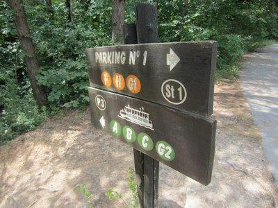 plitivice park signs