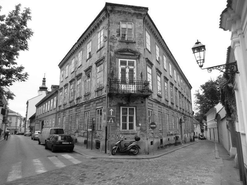 Zagreb historic center