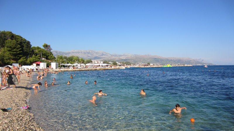 Trstenik Beach