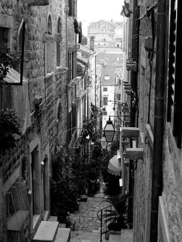 Dubrovnik Streets