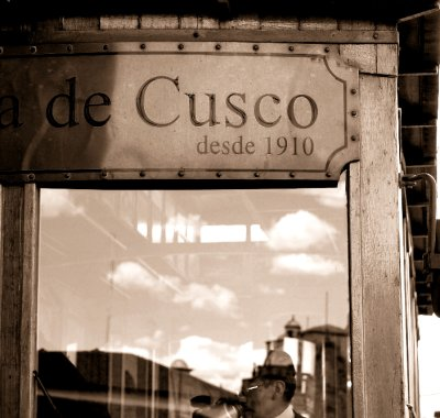 Tranvìa de Cusco