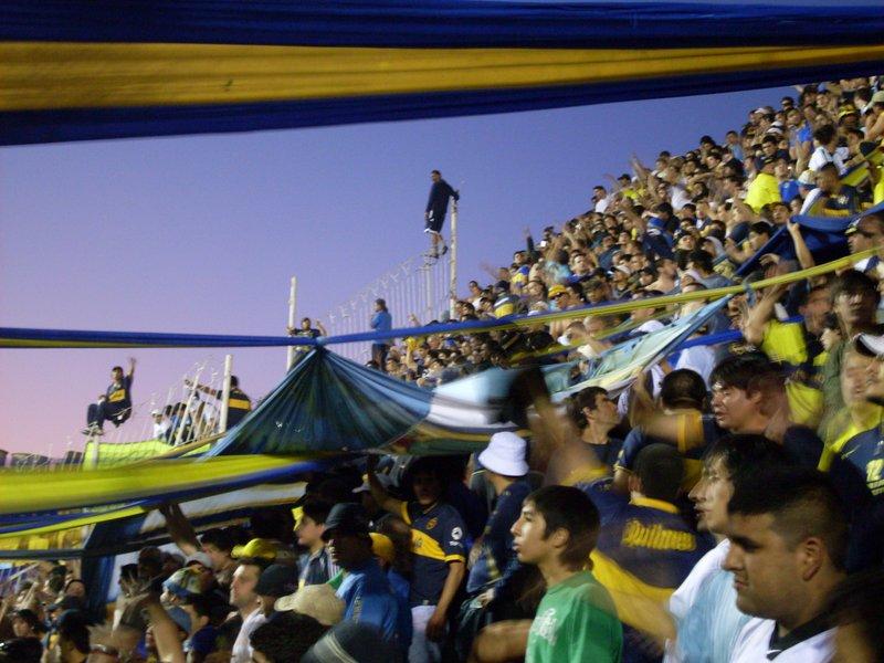 Boca v Atletico