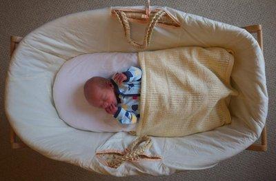 tiny nephew Isaac