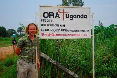 ORA Uganda near Odia