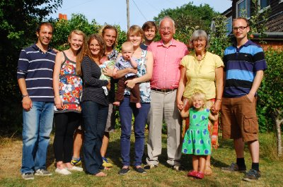 growing Burnell clan