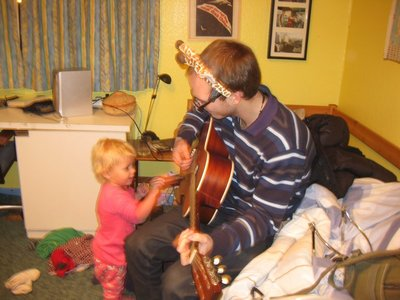 music with Uncle Mat