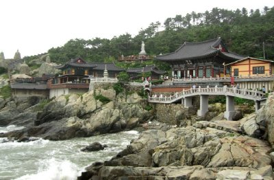 Seaside Buddhist Temple