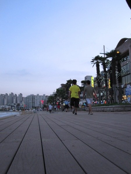 Busan Boardwalk