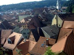 Meissen from the castle