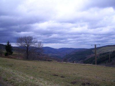 Hiking in La Cote Roannais