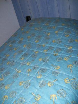 Odd Bedspread