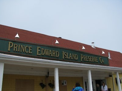 PEI Preserve!