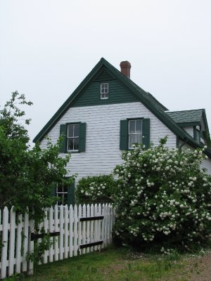 Anne's Green Gables