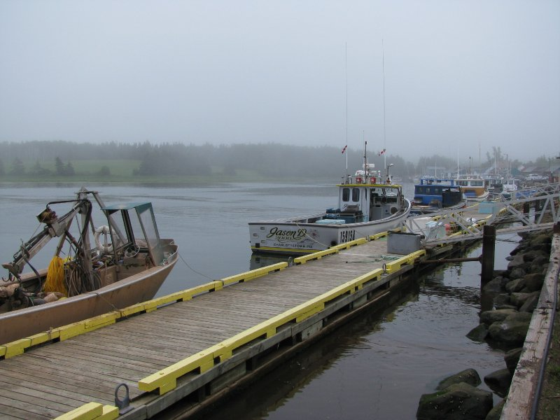 Fishing on Prince Edward Island