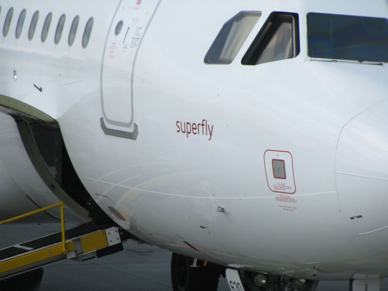 Virgin America is Superfly!