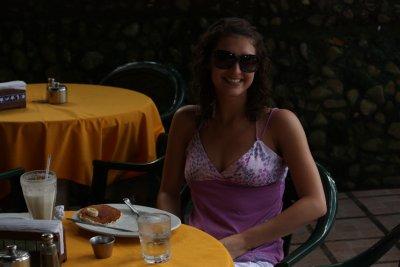 Jessica @ Cafe Milagro