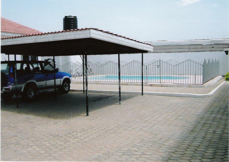 Akotaa villas - shared pool