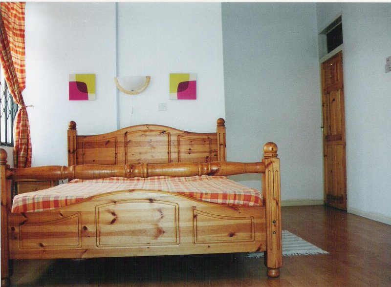 Akotaa villas - typical bedroom