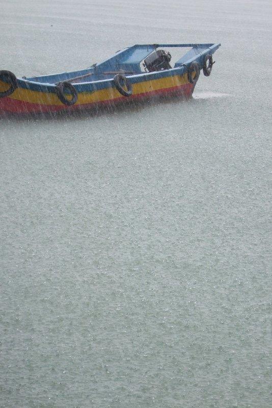 Rainy Malaysia