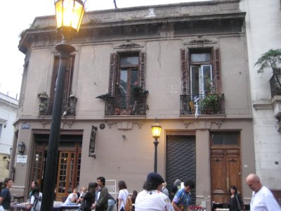 Sunday in San Telmo, Buenos Aires