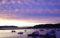 Sunset, Bar Harbor ME