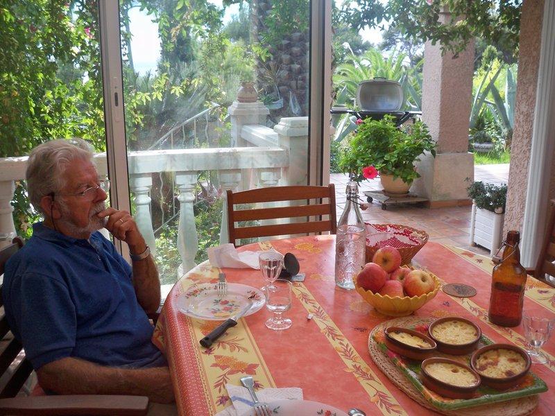 Gilles's dad