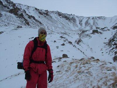 3000m on soviet peak