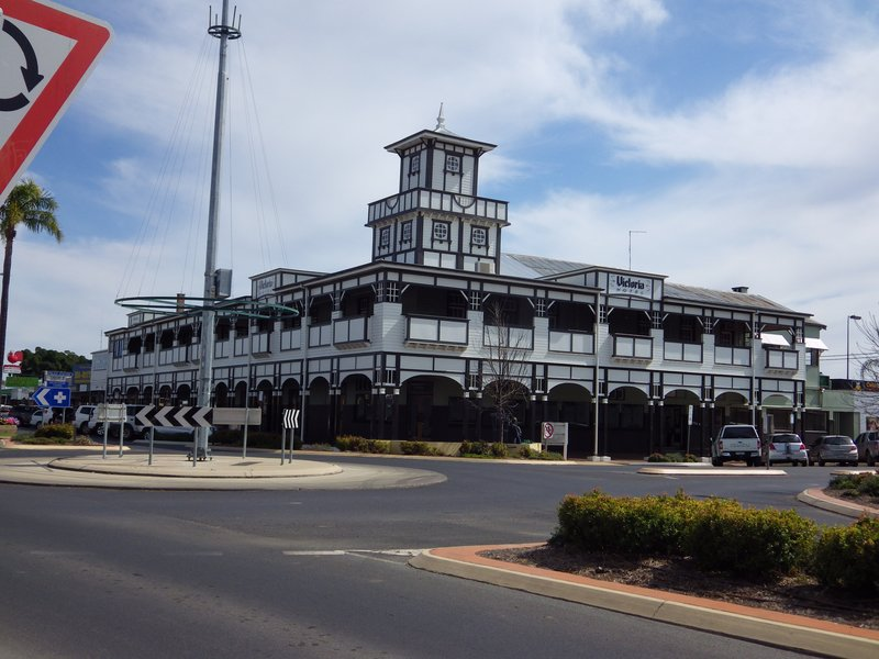 Victoria Hotel at Goodiwindi
