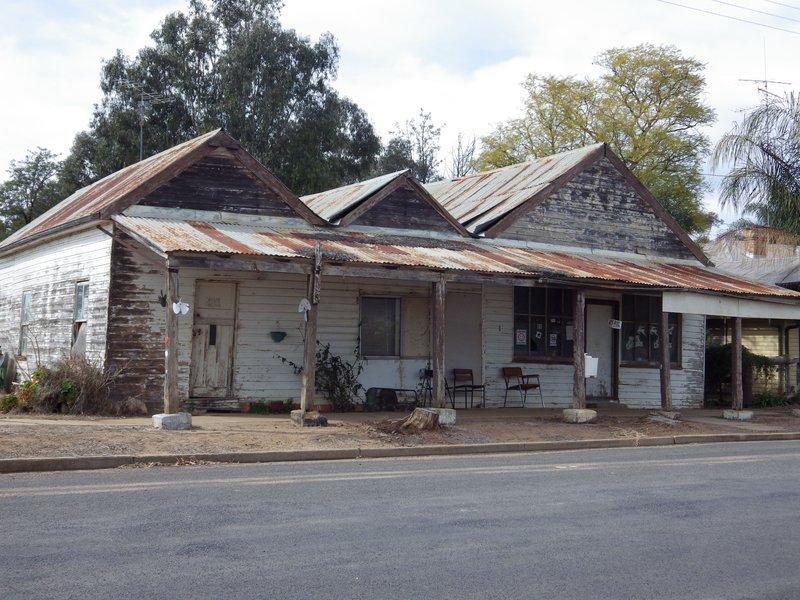 Old Shop at North Star