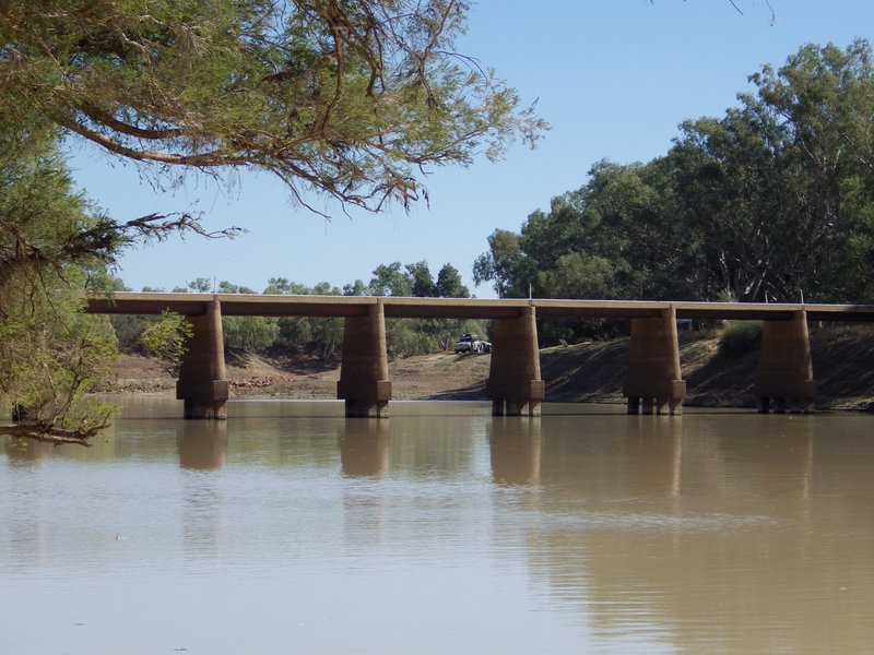 Coopers Creek Bridge