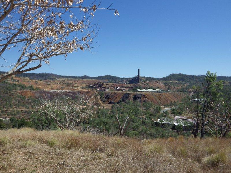 2013 Sep 12 Mt Morgan Mine