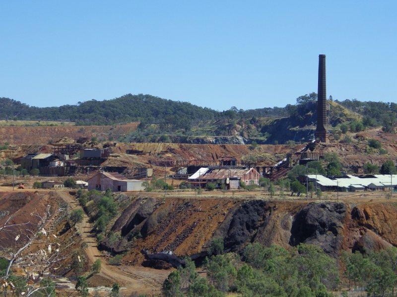 2013 Sep 12 Mt Morgan Mine 2