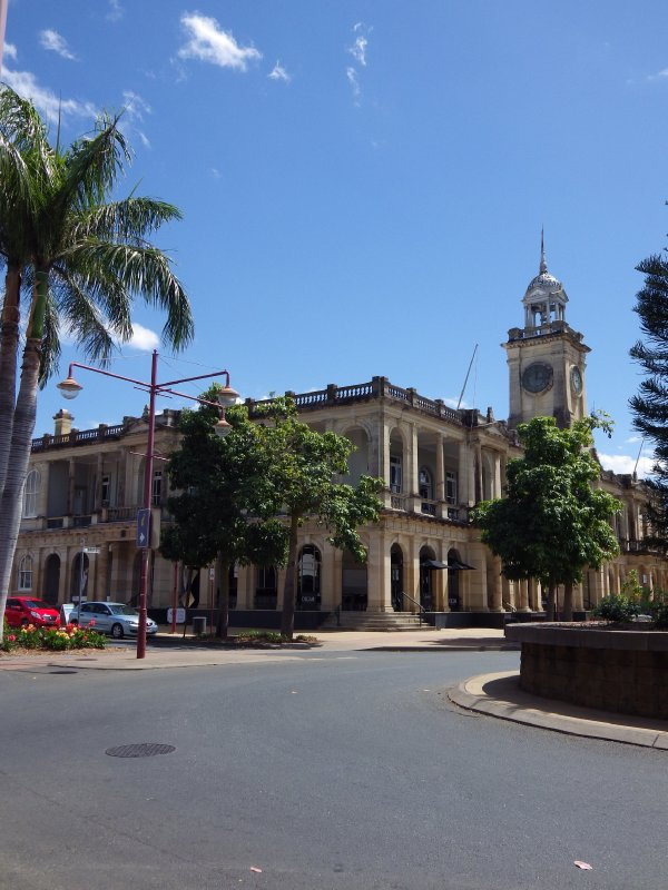 2013 Sep 9 Old Rockhampton Post Office