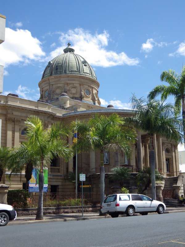 2013 Sep 9 Old Customs House Rockhampton