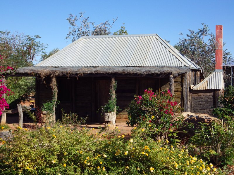 Slab Hut at Windorah