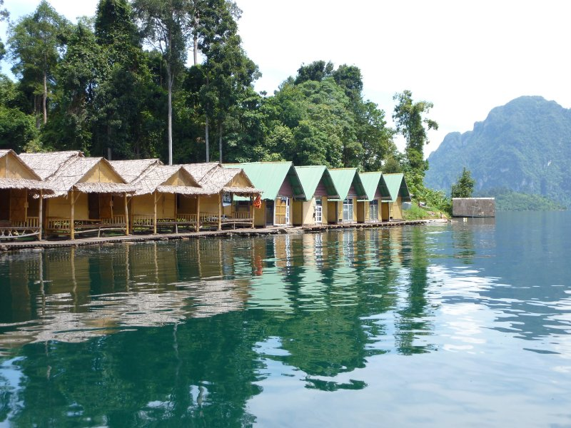 K.Sok Cheow Lan Lk another raft resort