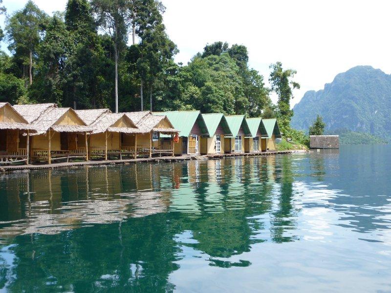 K.Sok Cheow Lan Lk another raft resort