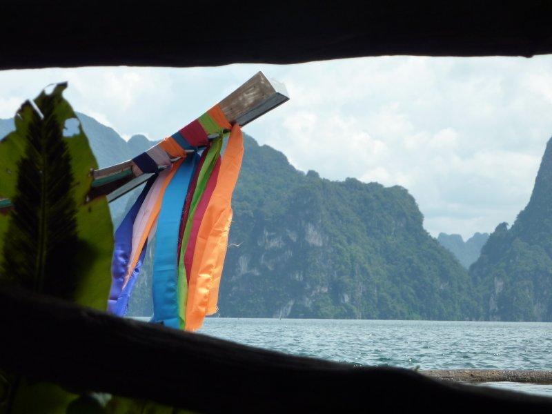 K.Sok Cheow Lan Lk Longtail Boat Spirt Platform