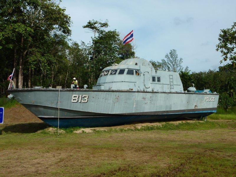 Boat 813