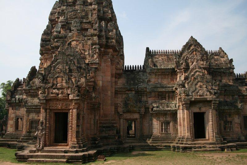 Inside Phanom Rung