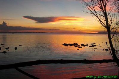 northern samar sunset