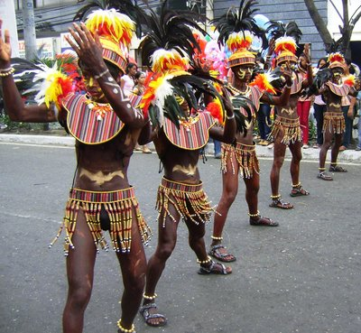 Ilo Ilo Dinagyang festival 2009 Philippines