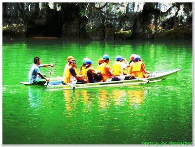 Underground River in Palawan