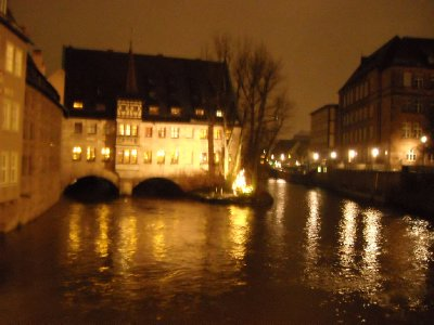 Nuremburg in December 2010